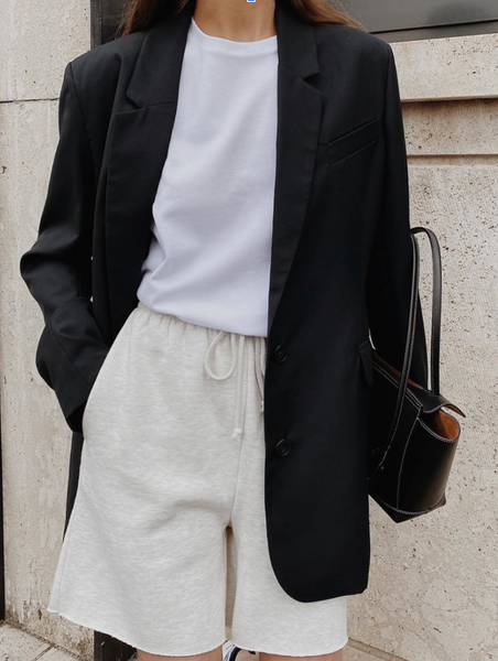 oversized blazer | modedamour | The Dallant