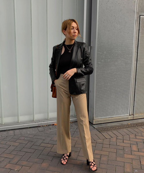 c_illidge | how to style trousers | The Dallant