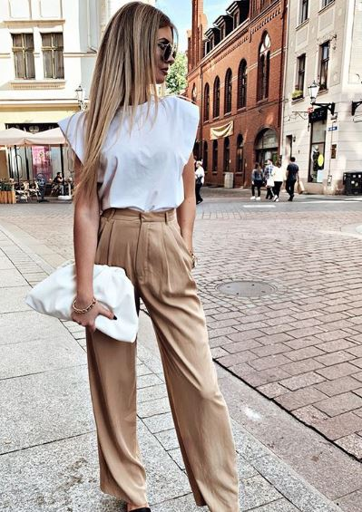 @marcelies | wide-leg trousers | The dallant | 90s fashion trends