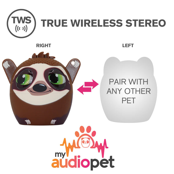 Slow Jam the Sloth Speaker Only