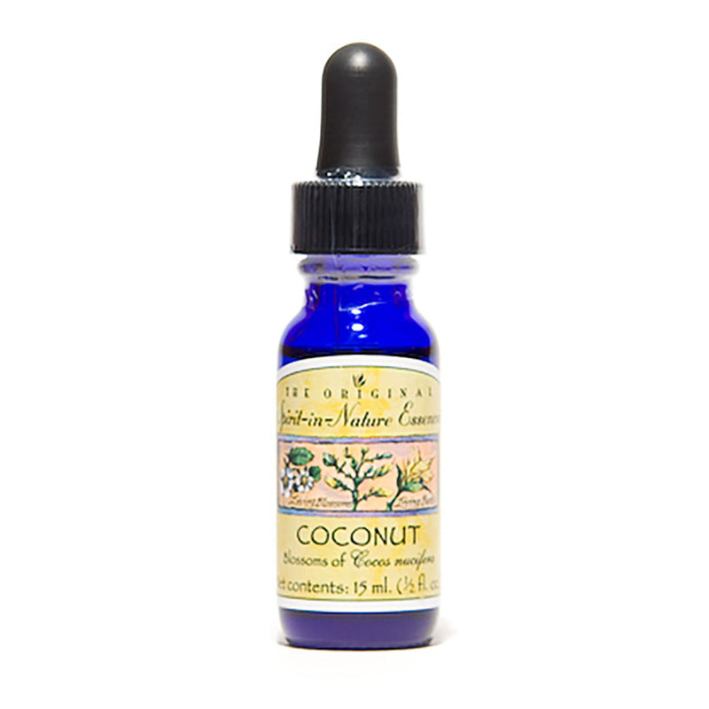 Coconut Flower Essence - Uplifted Spiritual Awareness   30 ml