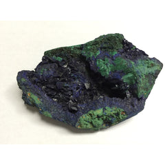 Grounding to the Self - Electric Blue / Malachite & Azurite