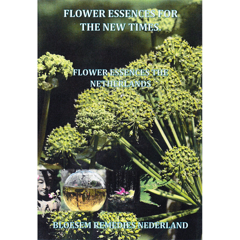 Downloadable PDF - Flower Essences for the New Times Brochure