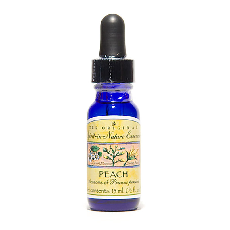 "Peach Flower Essence for Pets - ""Unselfishness"""