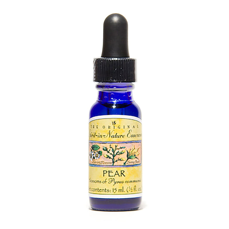 "Pear Flower Essence for Children - ""Peacefulness"""