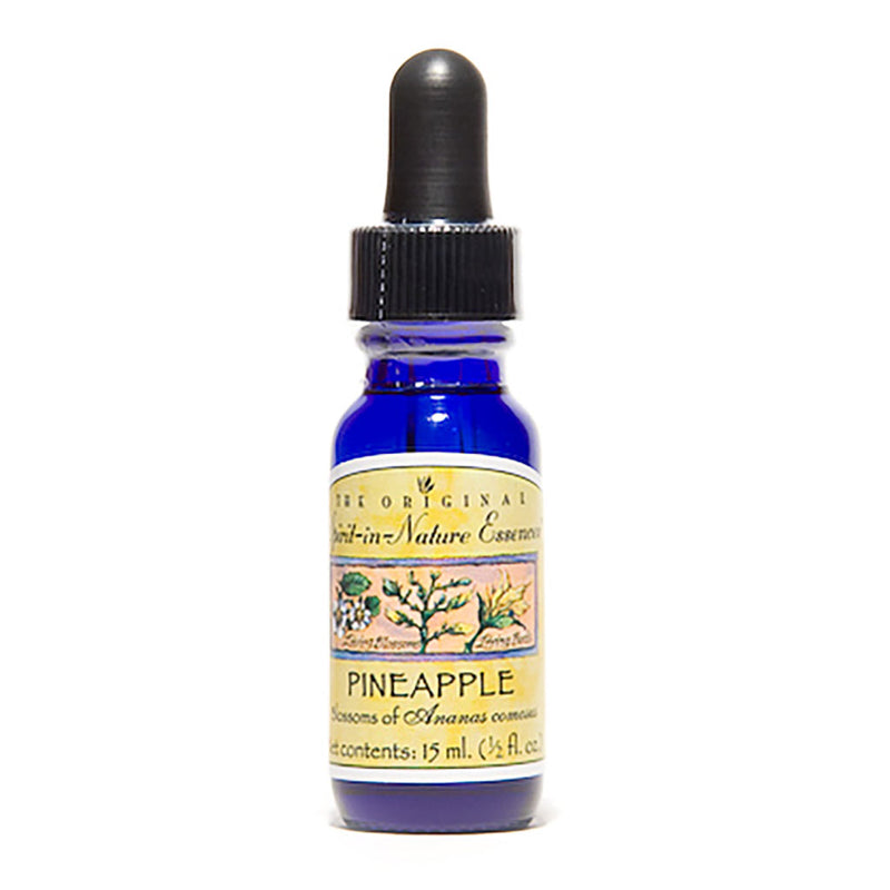 Pineapple Flower Essence - Self-assurance   15 ml