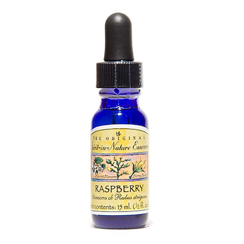 "Raspberry Flower Essence for Children - ""Kindheartedness"""
