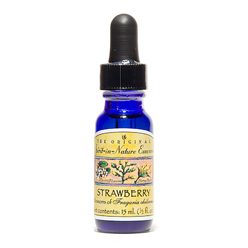 Strawberry Flower Essence - Dignity   15 ml