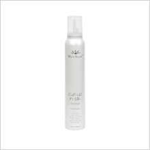 Curl Up In Silk Mousse - Firm Hold 200g