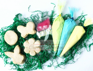 DIY cookie decorating kits indoor activity idea