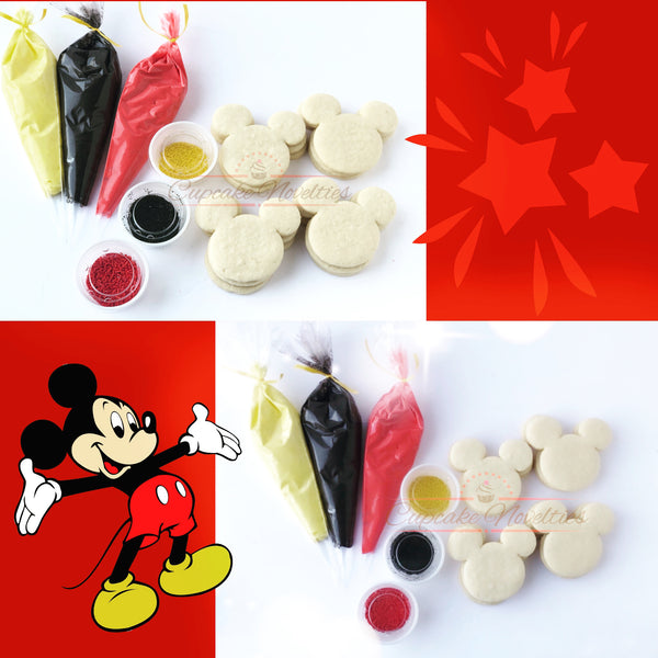 DIY Cookie Decorating Kit For Local Pickup or Shipping Cookie Decoration Boxes Decorate Your Own