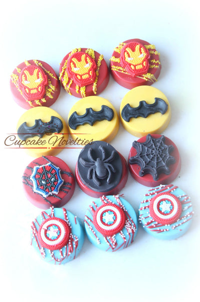 Superhero Birthday Super Hero Avengers Birthday Iron Man Birthday Captain America Birthday Party Favor Spiderman Birthday Rice Krispie Treat