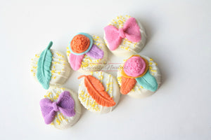 Boho Cookies Boho Baby Shower Bohemian Baby Boho Birthday Boho Chic Baby Shower Dream Catcher Cookies Feather Cookies Native American Indian
