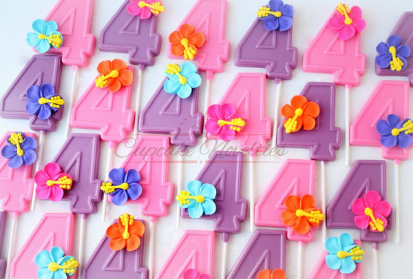 Moana Birthday Moana Favors Luau Cookies Luau Birthday Luau party Hawaiian Party Tropical party Beach Party Lets Flamingle Tiki Party Cookie