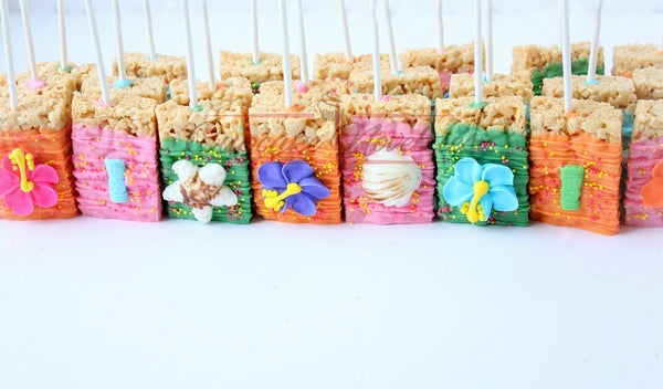 Moana Birthday Moana Party Favors Luau Cookie Luau Birthday Luau party Hawaiian Party Tropical party Beach Party Flamingle Tiki Party Cookie