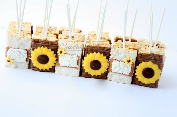 Rustic Wedding Favors Fall Wedding Favors Burlap and Lace Wedding Barn Wedding Autumn Wedding Favor Burlap and Lace Cookies Sunflower Cookie