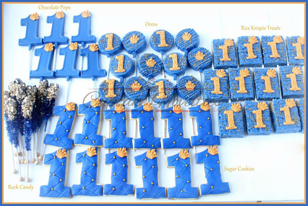 Royal Prince Baby Shower Royal Prince Birthday Favors Navy Gold Wedding Favors Navy Blue Gold Party Sailor Baby Shower Nautical Baby Shower