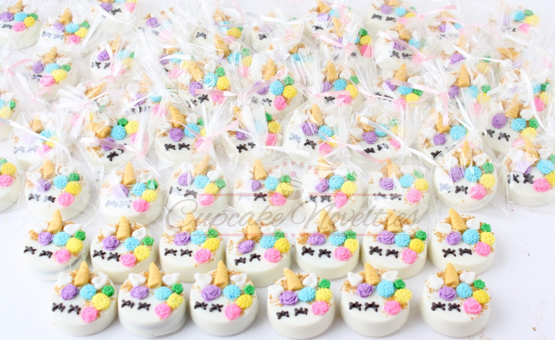 Unicorn Party Unicorn Birthday Unicorn Baby Shower Favors Unicorn Cookies Rainbow Unicorn Party Gold Rainbow Birthday Gold Unicorn Birthday