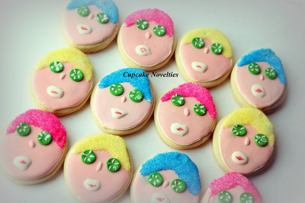Spa Themed Spa Cookies Spa Favors Spa Masks Spa Birthday Spa Bridal Shower Girl Birthday Teen Birthday Mothers Day Cookies Spa Day Spa Decor