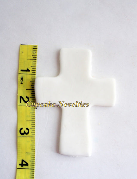 First Holy Communion Christening Cross Cookies Baptism Cookies Custom Decorated Sugar Cookies Edible Christian Baptism Favors Dessert Gifts