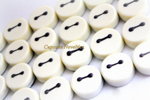 Big Hero 6 Six Birthday Party Favors Baymax Chocolate Oreos Cookies Pops Gift Dessert Table Ideas