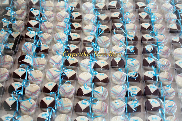 Bride Groom Edible Wedding Favors Chocolate Oreos Cookies Dessert Table Rehearsal Bridal Shower Gifts Dessert Ideas Unique Favors Monogram