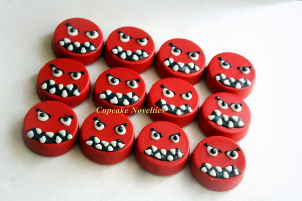 Big Hero 6 Six Birthday Party Favors Baymax Chocolate Oreos Cookies Pops Gift Dessert Table Ideas Robot Marvel Super Hero Hairy Baby