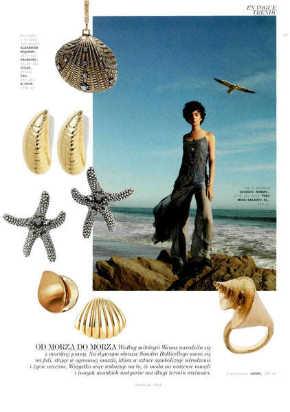 Orska jewelry in Vogue