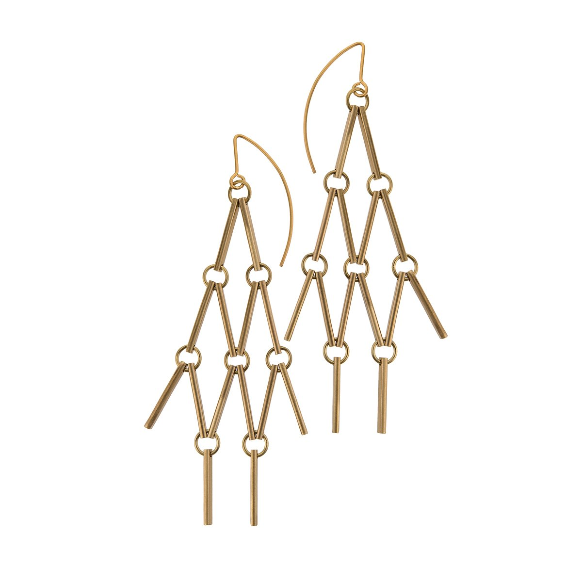 Earrings from Astro collection - AK32-1