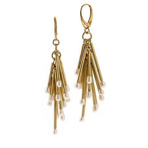 Earrings from Astro collection - AK36-1