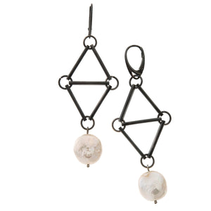 Earrings from Astro collection - AK36-2