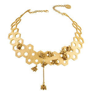 Necklace from Apis collection - APN78