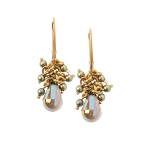 Earrings from Bery collection - BEK32-7
