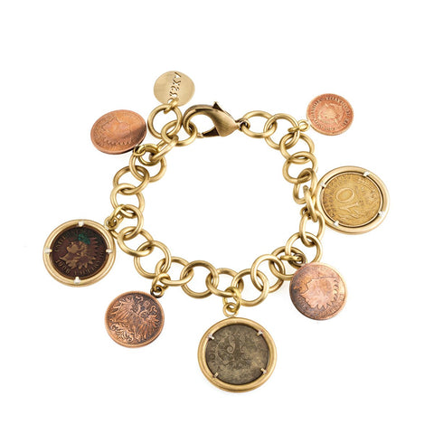 Bracelet from Ducats collection - DA59