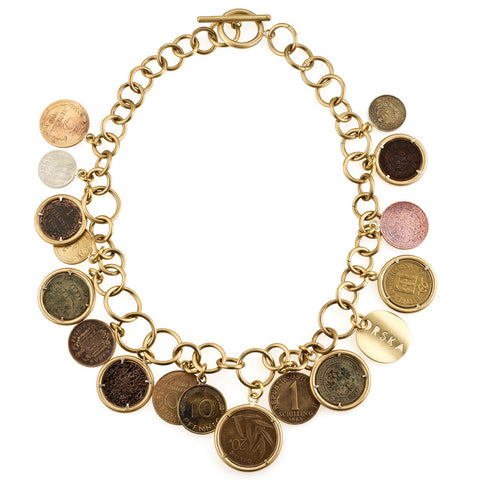 Necklace from Ducats collection - DN119-1
