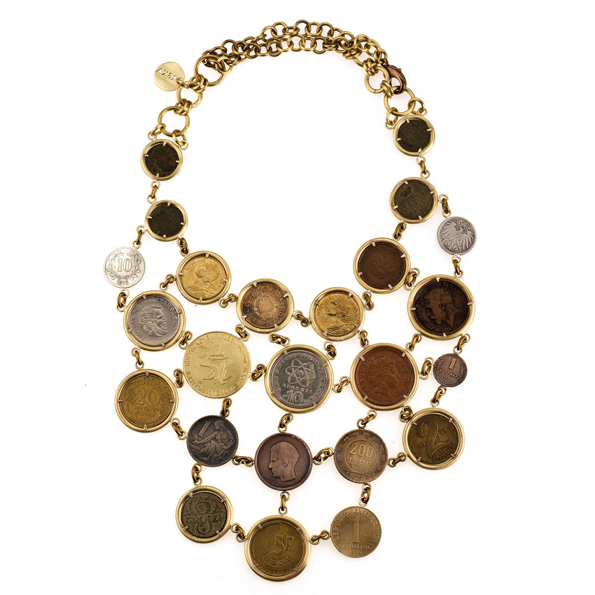 Necklace from Ducats collection - DN180-1