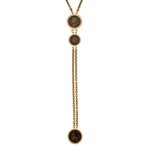 Necklace from Ducats collection - DN68-5