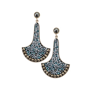 Earrings from Etnoart collection - EAK36-1