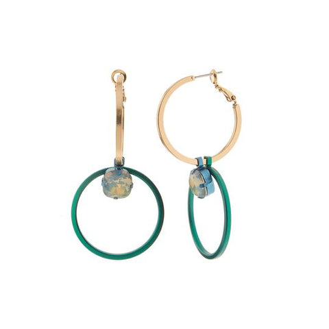 Earrings form Frost collection - FK32-11