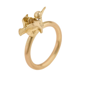 Ring from Fossil collection - FOP22-1