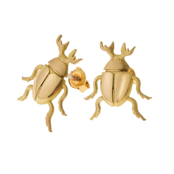Earrings from Insects collection - IK19-2