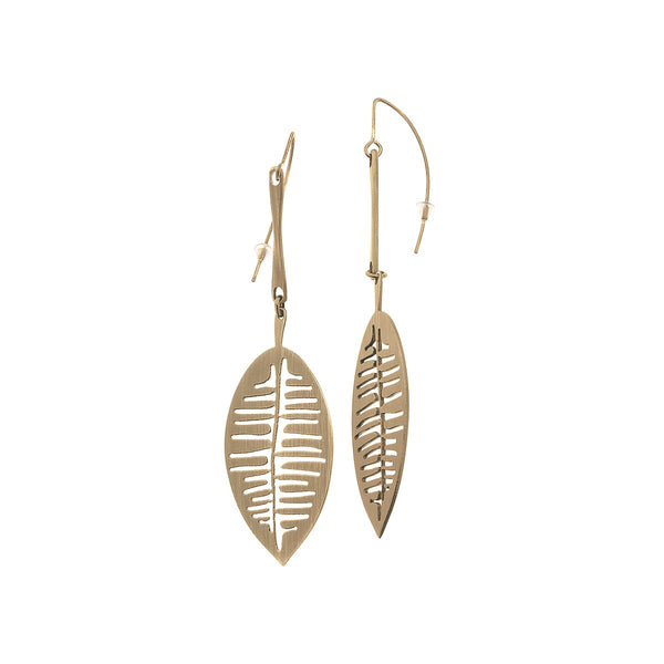 Earrings from Plantis collection - PLK28-5