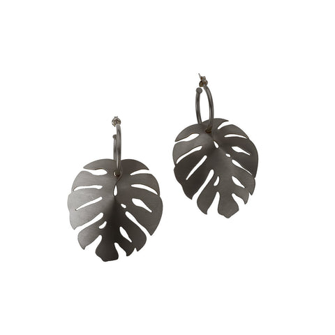 Earrings from Plantis collection - PLK28-4