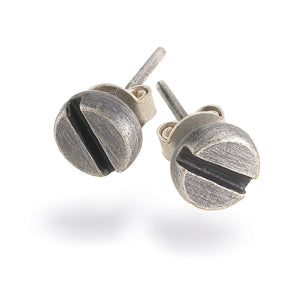 Earrings from Machines collection - MHK16