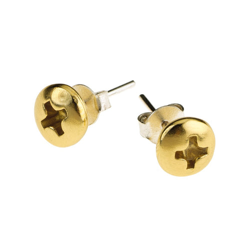 Earrings from Machines collection - MHK16-1