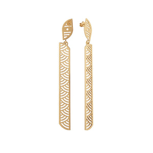Earrings from Mexico collection - MXK32-6