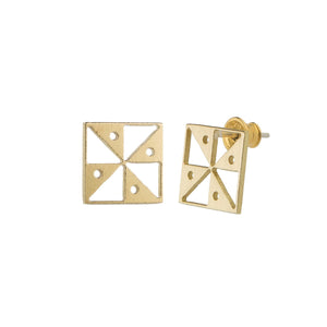 Earrings from Mexico collection - MXK16-3