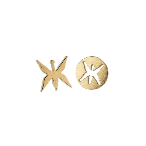 Earrings from Mexico collection - MXK16-2
