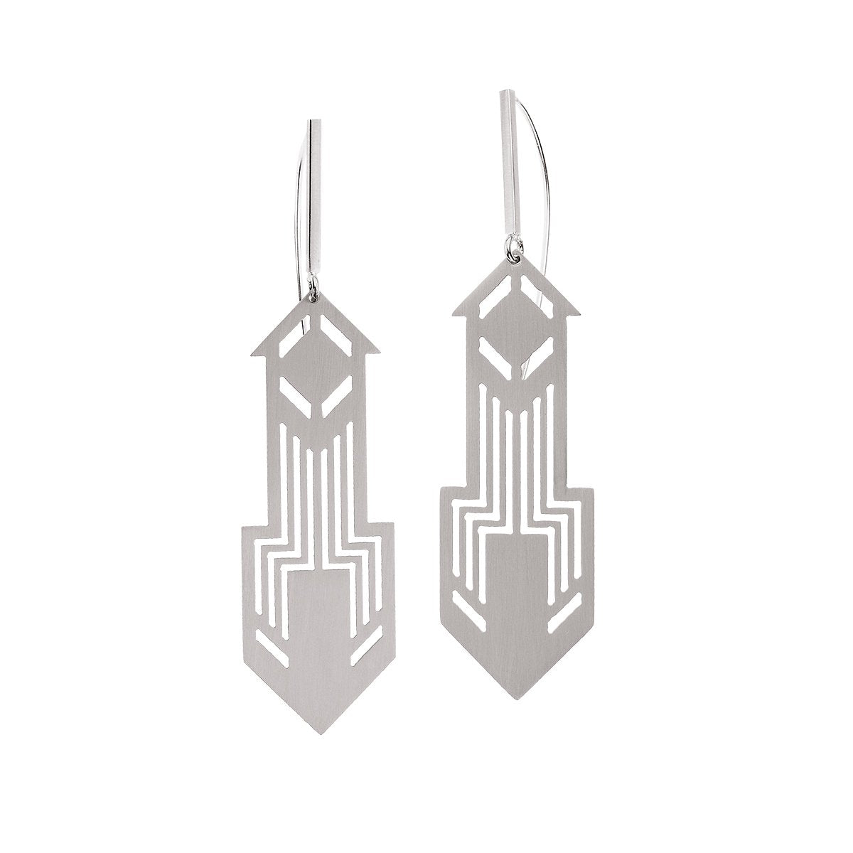 Earrings from Nano collection - NAK28-5