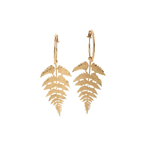 Earrings from Nefro collection - NEK32-4